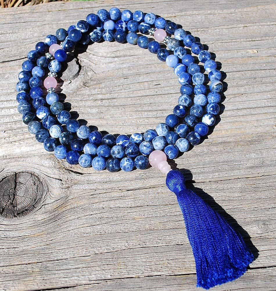 Mala Bracelet and Necklace