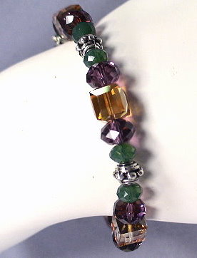 Crystal Excitement Bracelet