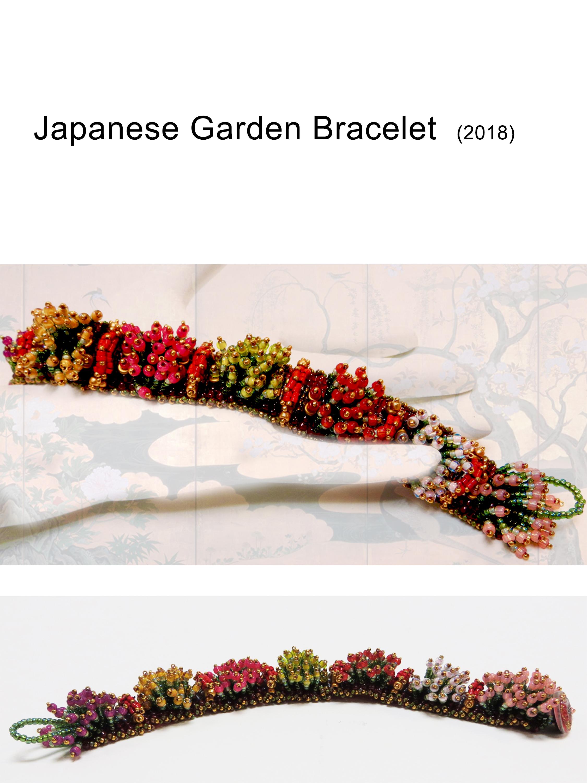 Japanese Garden Bracelet