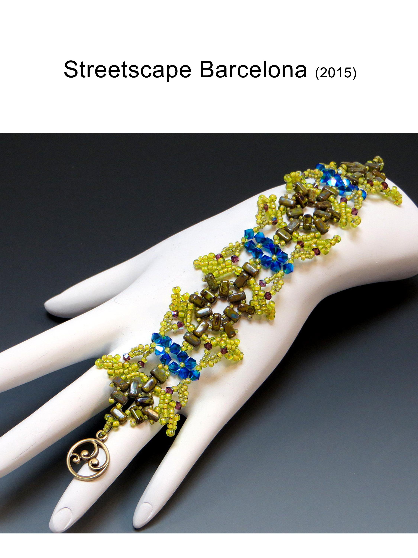 Gaudi's Barcelona Bracelet