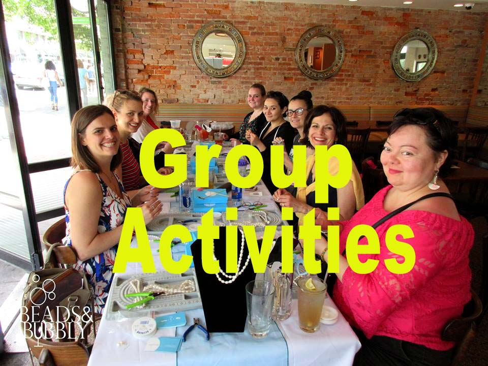 Arrange A Group Activity