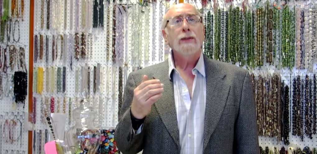 How People Use Beads - Video by Warren Feld, Jewelry Designer