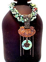Tibetan Dreams Necklace